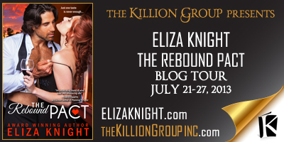 Eliza Knight tour graphic