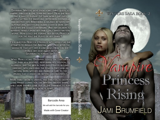 vampire princess rising pb cover